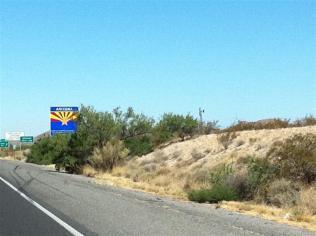 Welcome to Arizona