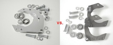 Ready to weld vs. welded parts