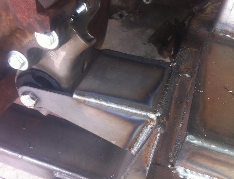Chrysler engine mount kit #WS25401