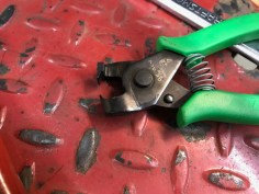 I used these pliers from my EZ Clip A/C hoses.