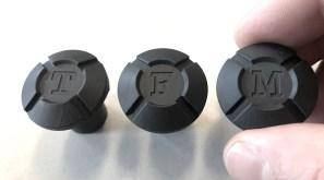 TMF knobs