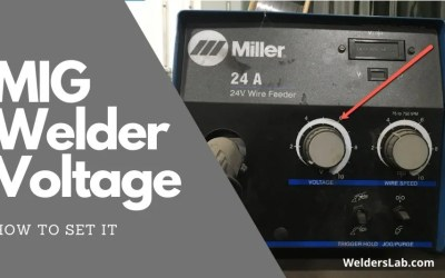 How to Set Voltage on a MIG Welder – A Helpful Guide
