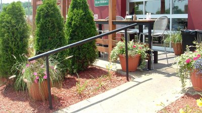 Leff's Patio Railing