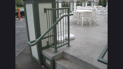 Railing for Callanans