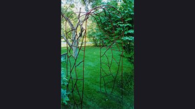 Trellis 7 ft tall