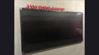 J.W. Speaker - Magnet Board
