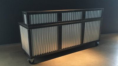 Harley-Davidson Museum - Mobile Bars 8 ft wide