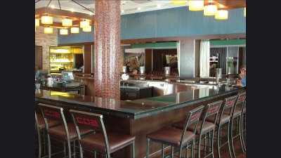 COA  Restaurant Stools & Bar