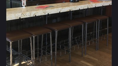 Cubanitas 2 - Stools & Bar
