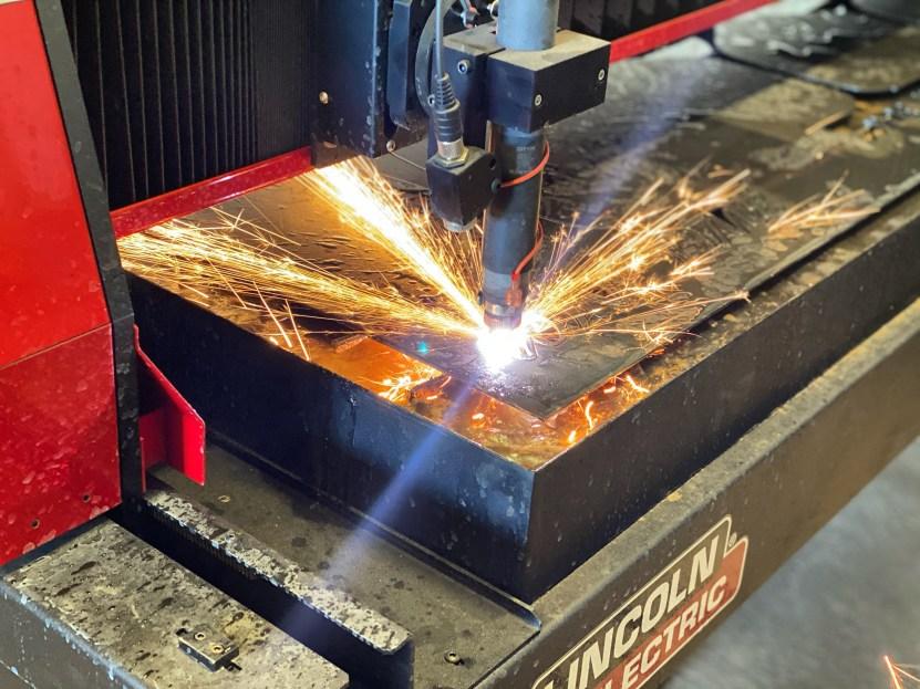 CNC Plasma Services-Welding Shop Austin, Texas