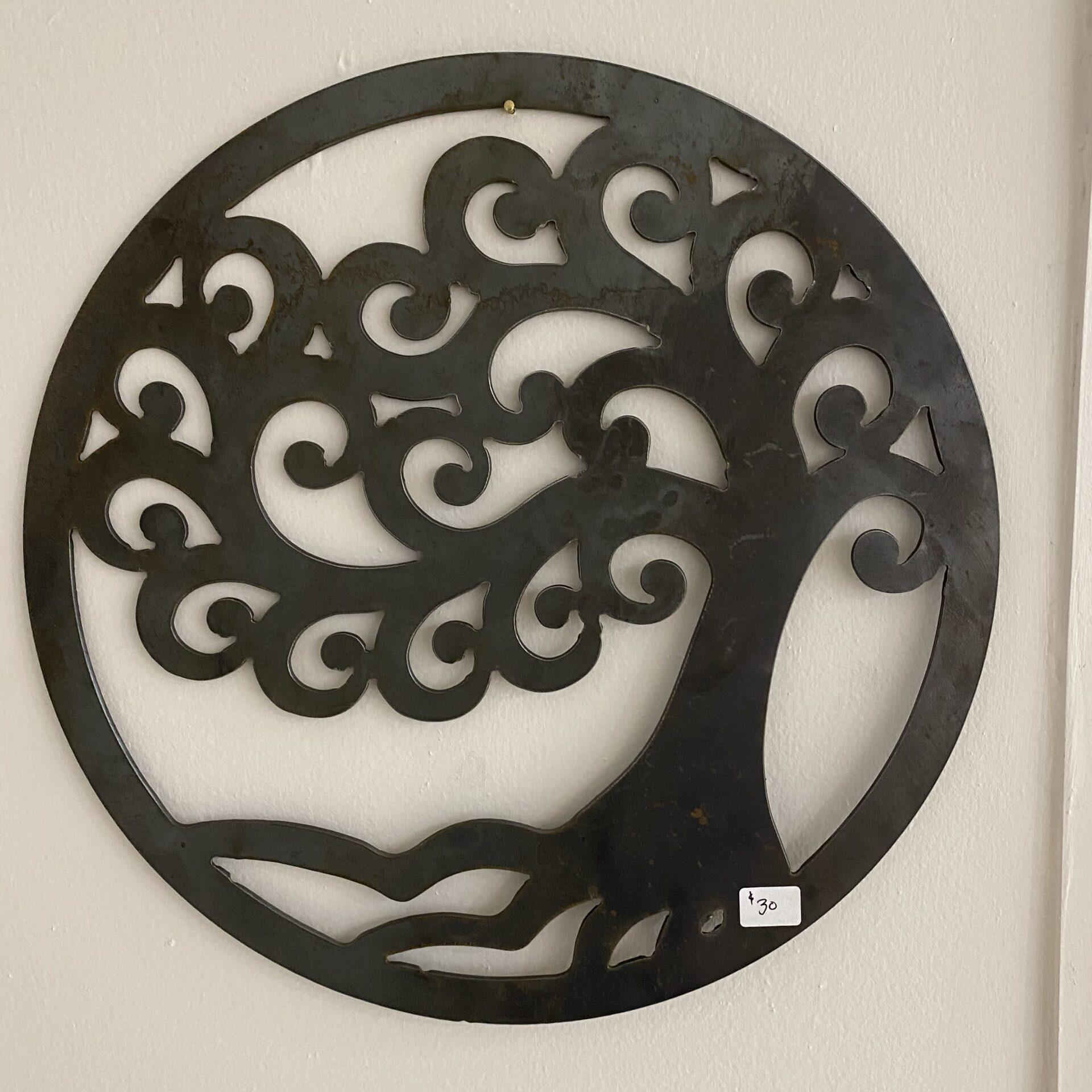 Metal Art at Welding Shop 12928 Lowden Ln. Austin, Texas 78652