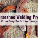 25 Horseshoe Welding Projects From Easy To Extraordinary Welditu