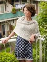 3 Zachte shawl met kanten rand A 13-180--077 kopie