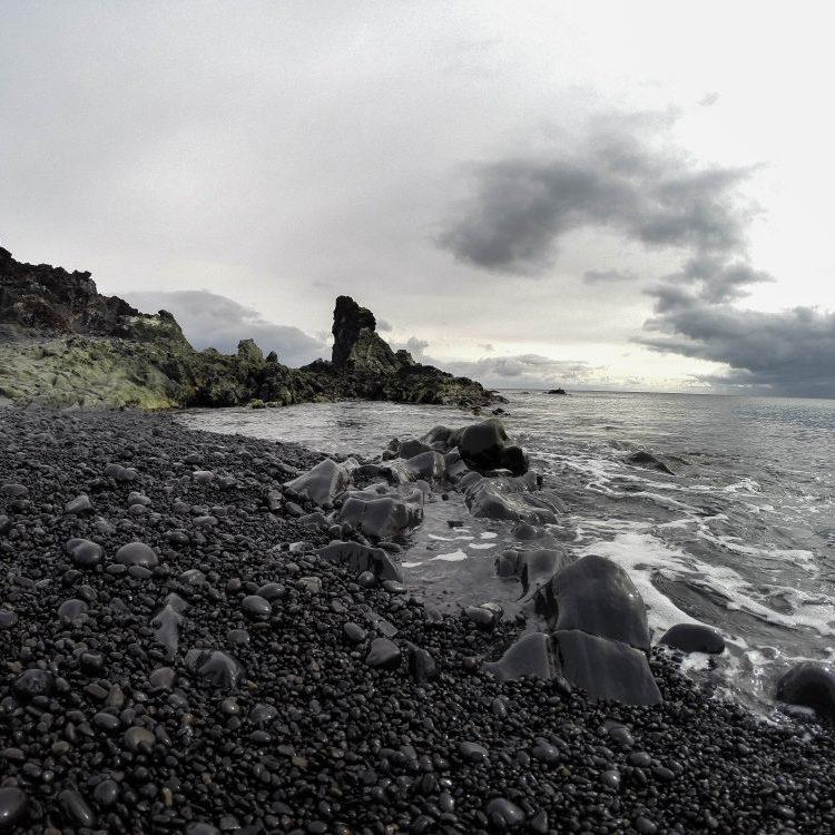 Djúpalónssandur beach