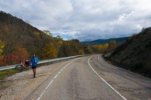 Vier seizoenen in Spanje. herfst