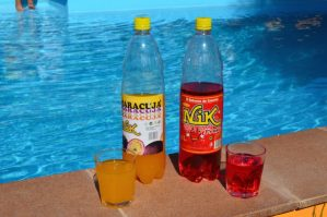 NIK refrescos Gran Canaria