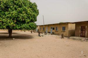 rural school in Senegal