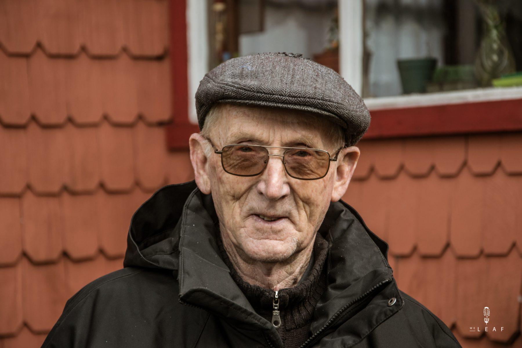 Portrait picture of dutch missionary Antonio Van Kessel