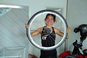 New rim for the bicycle