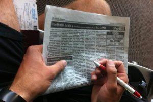 appartement zoeken in de krant for living in Argentina