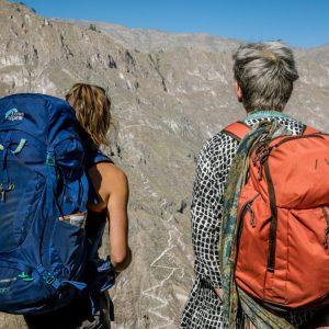 hiken in de colca canyon