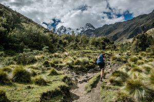 Santa Cruz Trail Peru