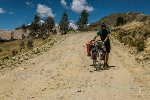 mijnroutes in Peru