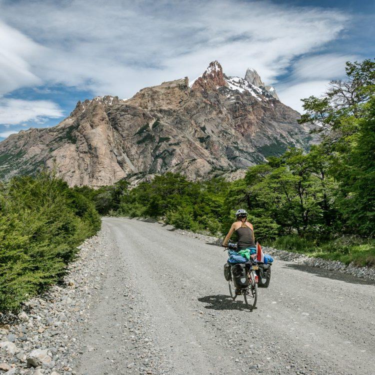 Fietsen in Zuid-Amerika over onverharde wegen