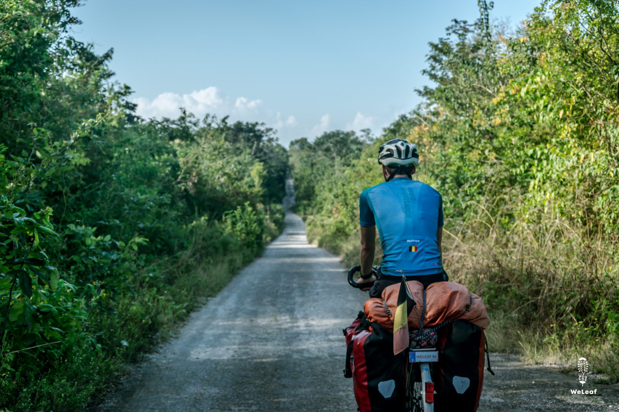 cycling in the Yutacan province