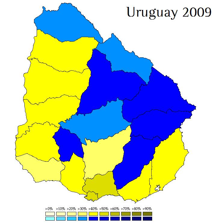 Uruguay 2009