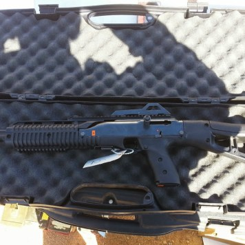 The Hi-Point 9mm Carbine