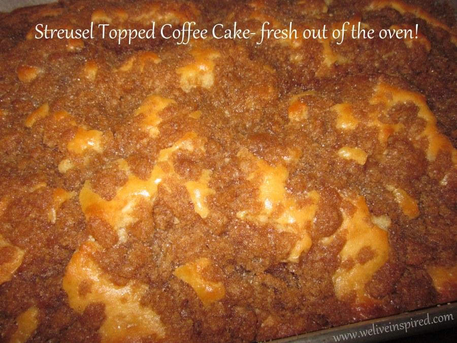 Coffee Cake Recipes