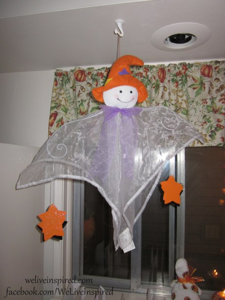 Casper the friendly Halloween Ghost