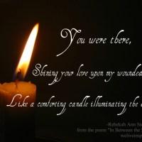 In Between the Silences - Poetry by Rebekah