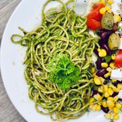 Veganes Bärlauch Pesto Rezept