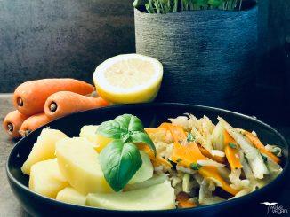 Rezept Fenchel-Möhren | Ayurveda | zuckerfrei