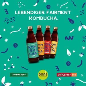 fairment Kombucha | fermentiertes Lebensmittel für die Darmgesundheit