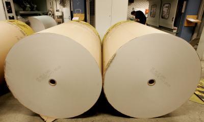 Business doorbraak voor Papierproducent