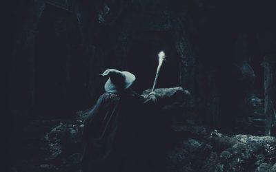 Gandalf and the Light of Christmas