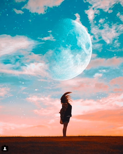 Full Moon Intentions: Releasing Fear, Embracing Harmony