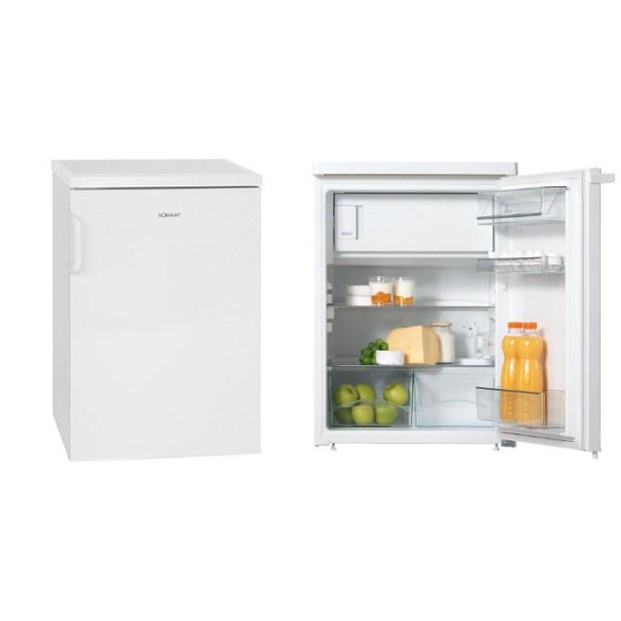 Testsieger und gut im Test von Stiftung Warentest: Kleine Standkühlschränke