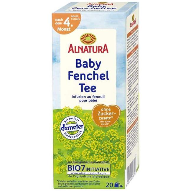 Alnatura Baby Fenchel Tee (Bio)