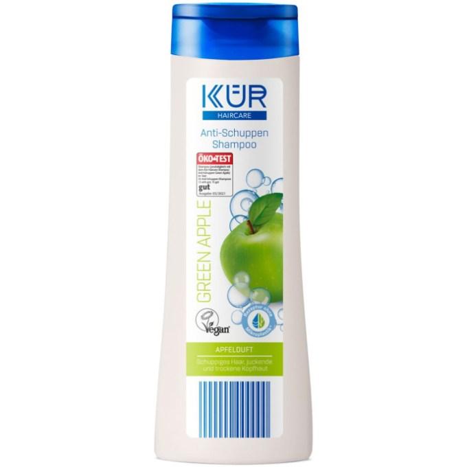 Kür Anti-Schuppen Shampoo - Green Apple (Aldi Süd)