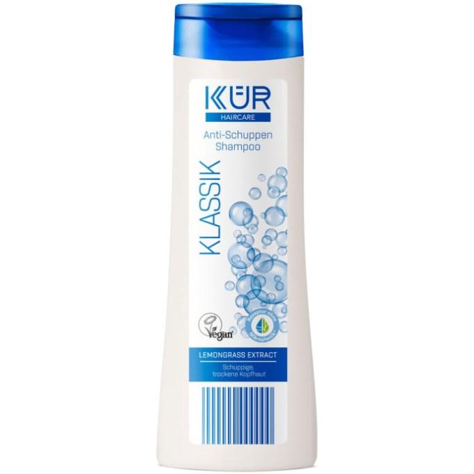 Kür Anti-Schuppen Shampoo - Klassik - Lemongrass Extract