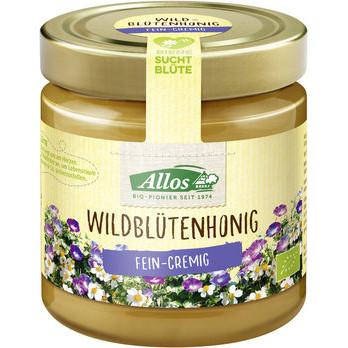 Im Test von Stiftung Warentest 2/2019: Allos Wildblütenhonig mild-aromatisch