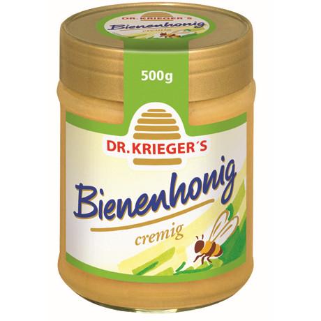 """""""gut"""" im Test von Stiftung Warentest 2/2019: Dr. Krieger´s Bienenhonig cremig"""