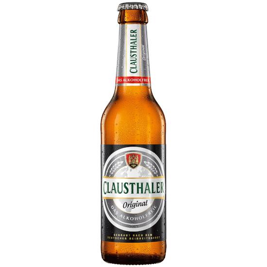 """""""Gut"""" im Test von Stiftung Warentest 6/2018: Clausthaler Original Das Alkoholfreie"""