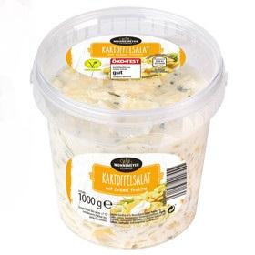 """""""gut"""" im Test von Öko-Test 06/2018: Wonnemeyer Feinkost Kartoffelsalat mit Crème Fraîche (Aldi Süd)"""