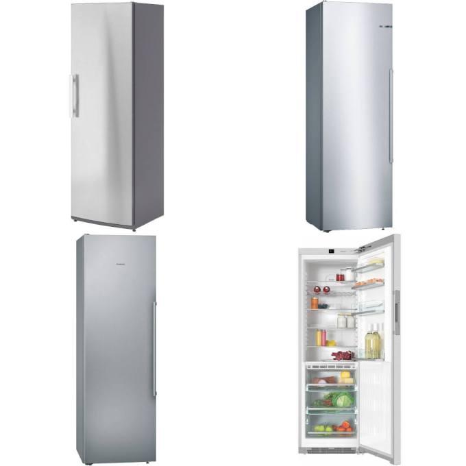 (sehr) gut im Test von Stiftung Warentest 3/2019: Großer Stand-Kühlschrank