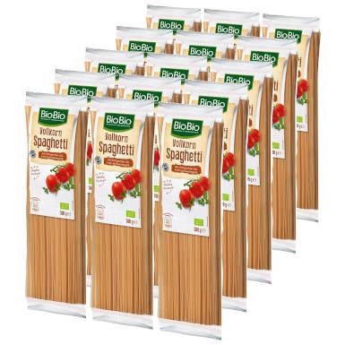 sehr gut im Test von Öko-Test 3/2020: BioBio Vollkorn Spaghetti (Netto)